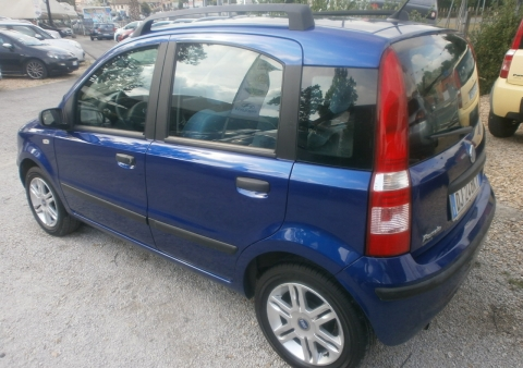 Fiat panda 1.2 benz dynamic