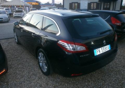 peugeot 508 sw 1.6 120 cv cambio automatico