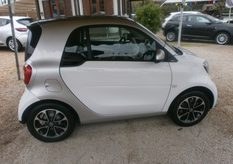 smart 1.0 benzina versione passion