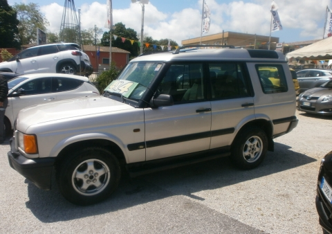 land rover 2.5 discovery 1999