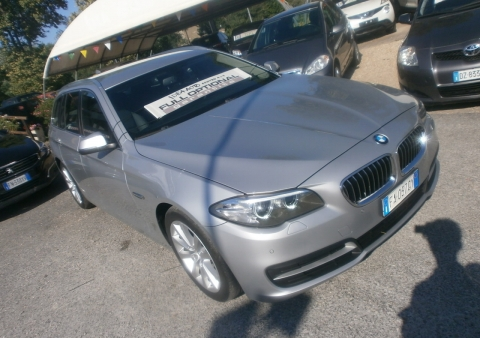 serie 520d touring