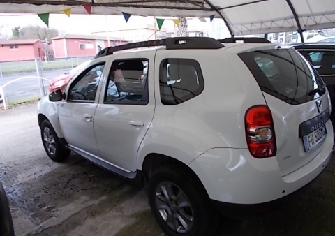 duster 15 dci 110cv laureate family