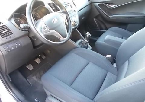 ix20 14 crdi 90cv comfort